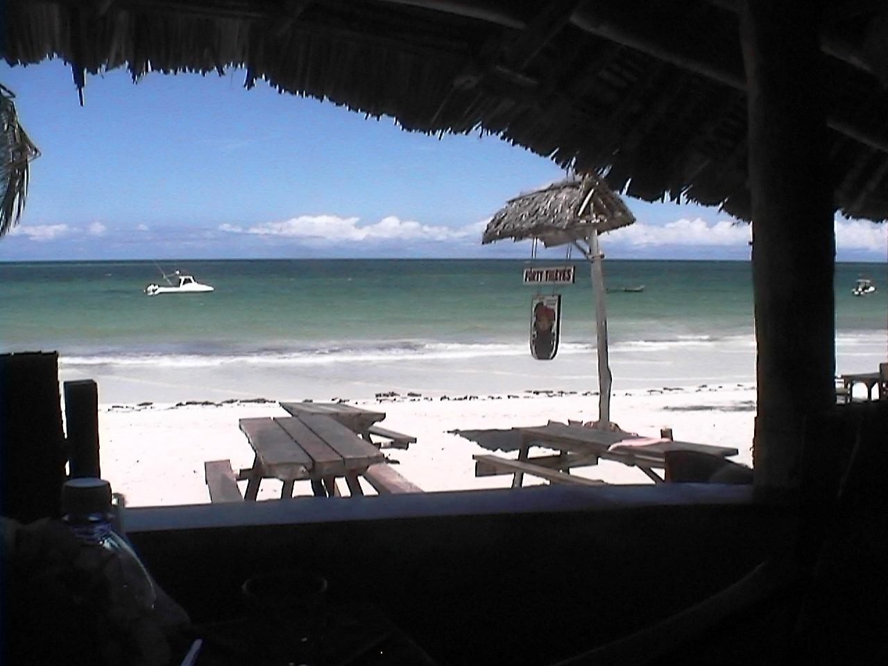 affen diani beach